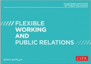 flexible working & PR
